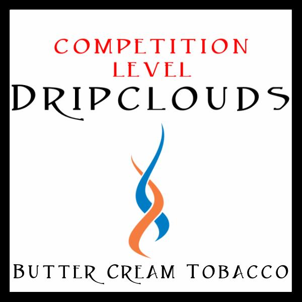 Butter Cream Tobacco e liquid
